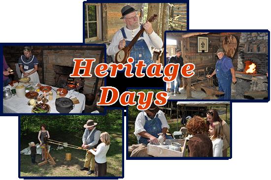 Foxfire Heritage Day