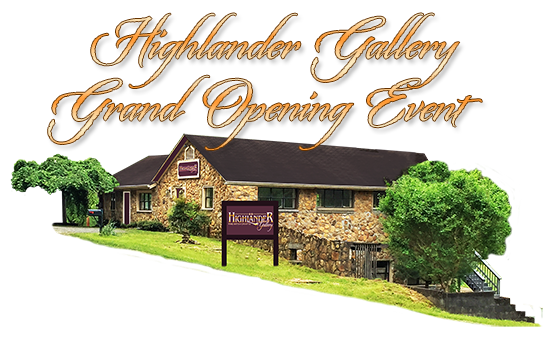 Highlander Gallery in Brasstown North Carolina