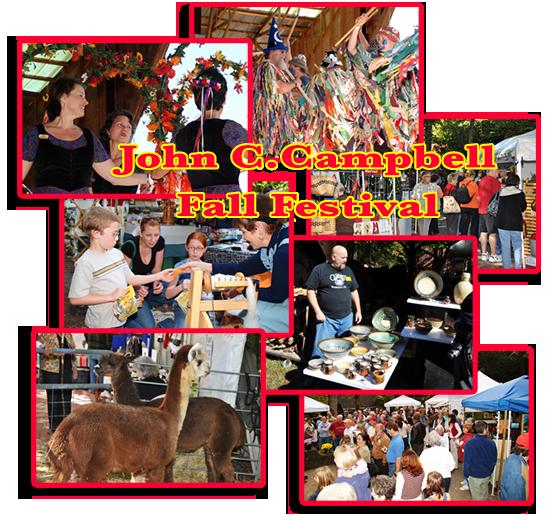 John C. Campbell Fall Festival