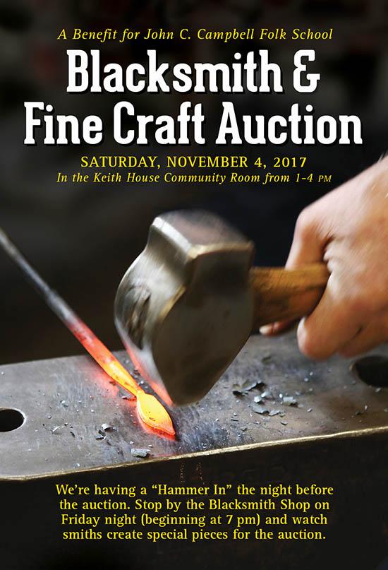 Blacksmith Auction