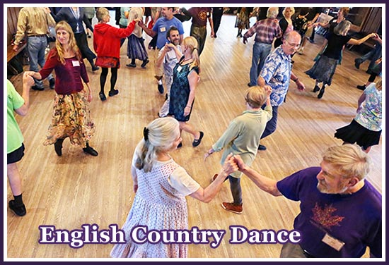 English Country Dancing