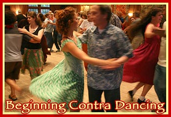 Contra Dance at John C. Campbell Folk School