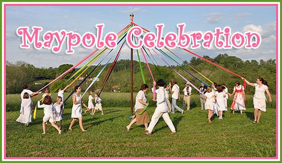 Maypole Celebration
