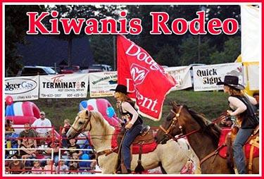 Kiwanis Rodeo