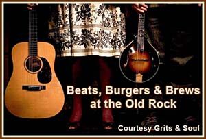 Old Rock Cafe Beats, Burgers & Brews