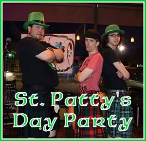 Parson's Pub St. Patty's Day Party