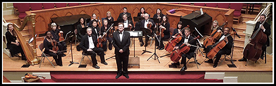 North Georgia Chamber Symphony Holiday Concert