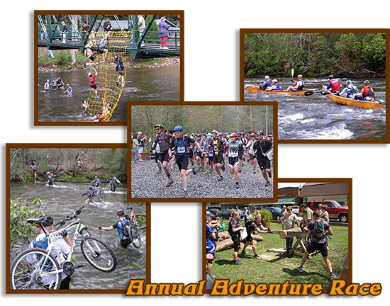 Blue Ridge Adventure Race
