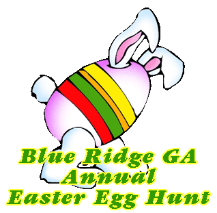 Blue Ridge Annual Easter Egg Hunt