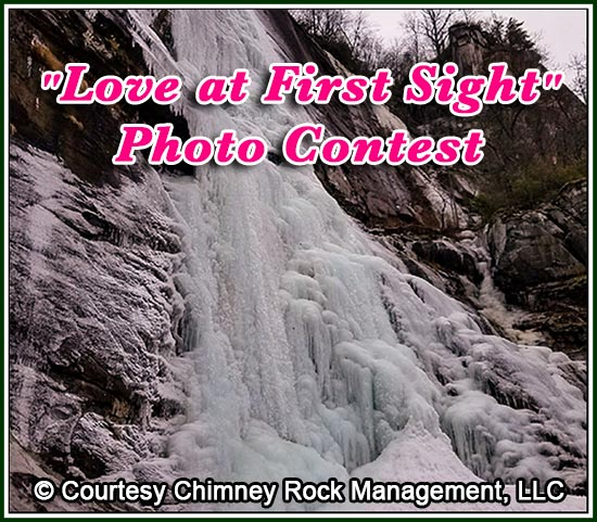 Chimney Rock Winter Photo Contest