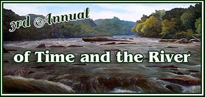3rd Annual of Time and the River