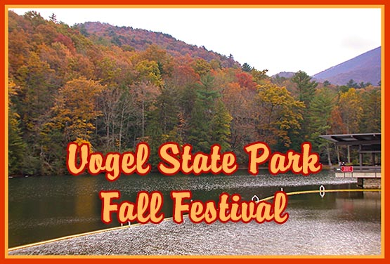 Vogel State Park Fall Festival