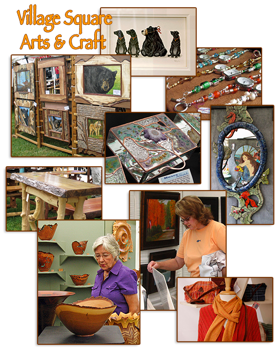 Village Square Art & Craft Show