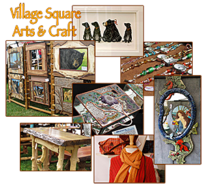 The Village Square Arts And Craft Show Highlands Nc