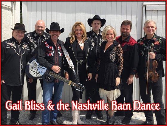 Gail Bliss & the Nashville Barn Dance