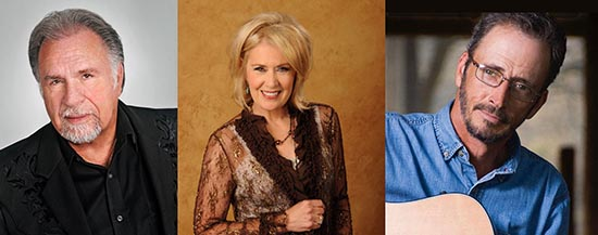 Gene Watson, Janie-Fricke, Marty Haggard