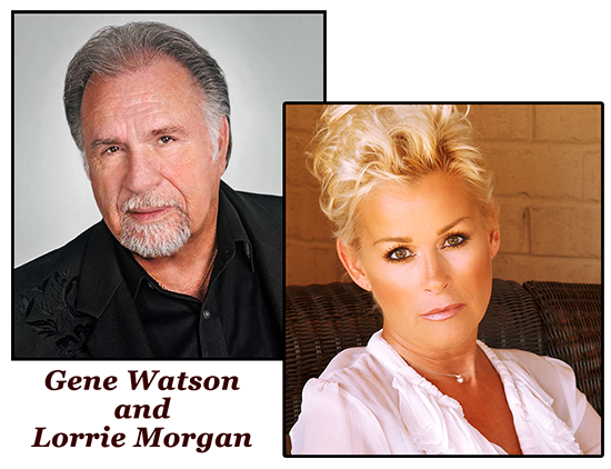 Gene Watson & Lorrie Morgan at Georgia Mountain Fair