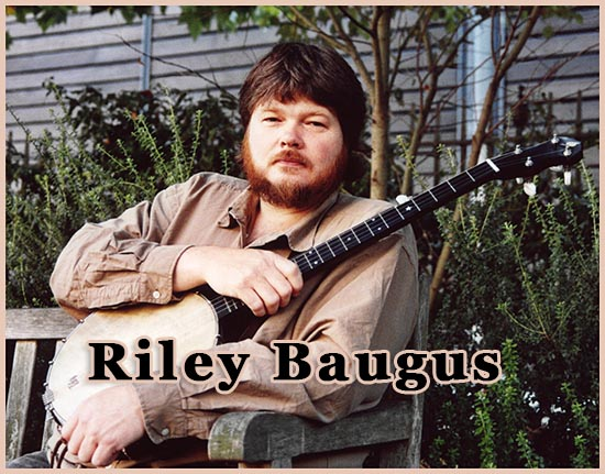 Riley Baugus at John Campbell Folk School