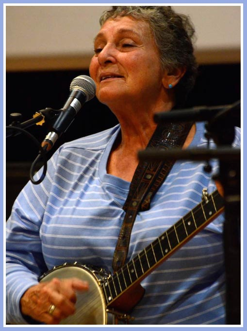 Sara Grey at John Campbell Folk School