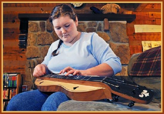 Sarah Morgan at John Campbell Folk School