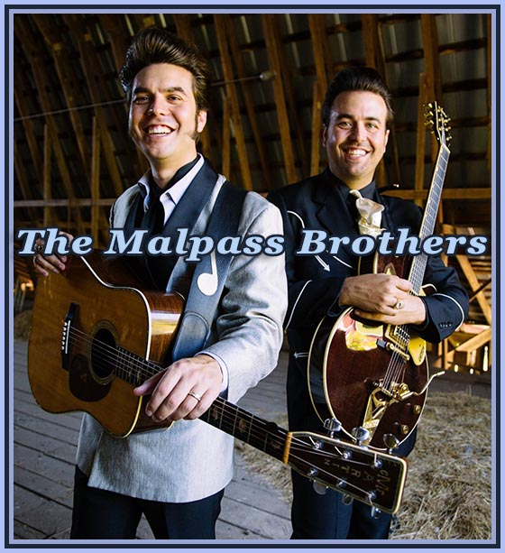 Malpass Brothers at Rabun County Civic Center