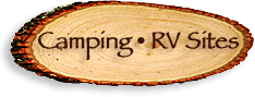 Camp and RV Sites in the Mountains