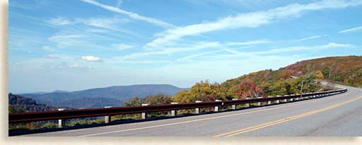 Cherohala Skyway Mountains