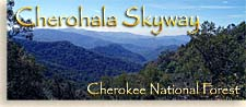 Cherohala Skyway TN to NC