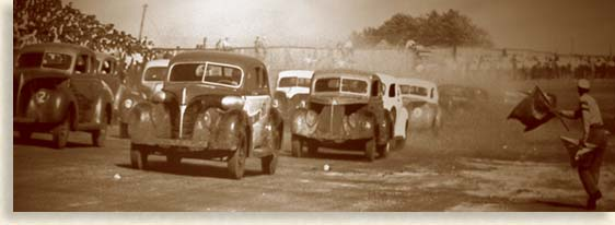 Early Racing in Dawsonville Georgia