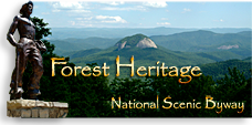 Forest Heritage National Scenic Byway