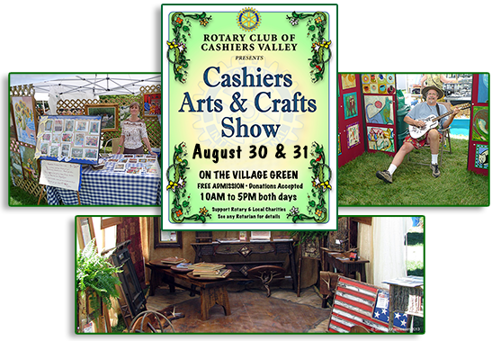 Cashiers Arts & Crafts Show