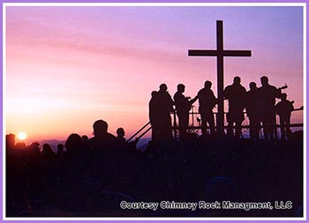 Annual Easter Sunrise Service