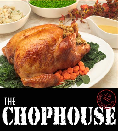 Chophouse of Murphy, of Hiawassee and at LaPrade's
