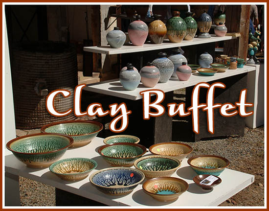Clay Buffet