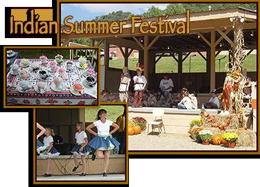 Indian Summer Festival in Suches Georgia
