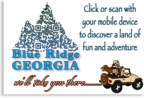Highlander's Mobile App for Blue Ridge Georgia