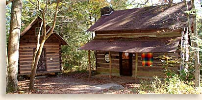 Tiger House at Foxfire Museum and Heritage Center