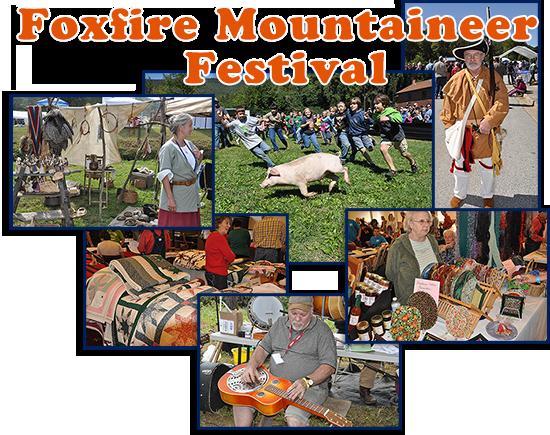 Foxfire Mountaineer Festival