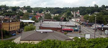 McCaysville Downtown