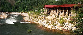 Ocoee White Water Center