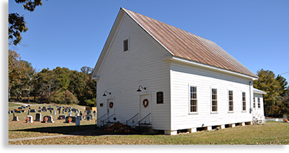 Historic Cartecay Methodist Church