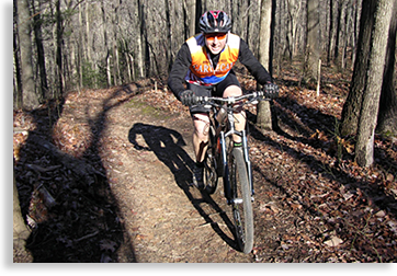 Gilmer County Mountain Biking