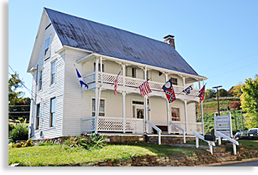 Gilmer County Historical Society and Civil War Museum
