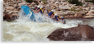 White Water Rafting on the Ocoee River