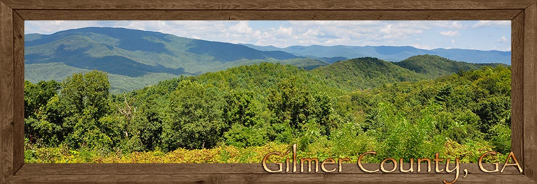 Gilmer County GA, apple capitol of Georgia