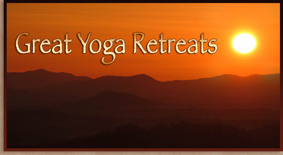 Great Yoga Retreats in the Mountains