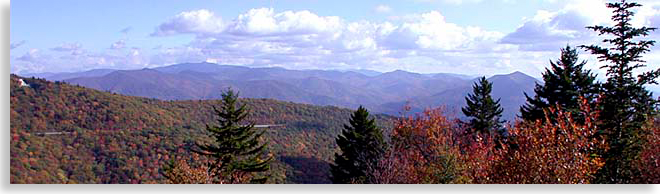 Wayesville North Carolina Mountains