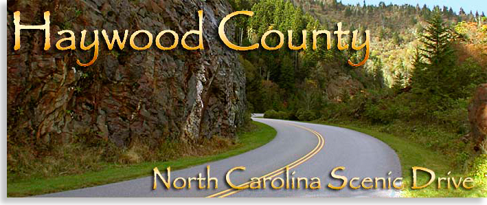 Haywood County Scenic Drives