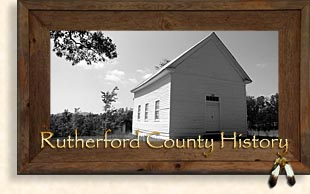 History of Rutherford County