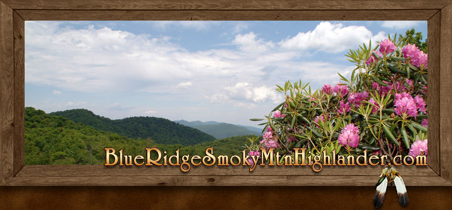 Blue Ridge Smoky Mountain Highlander